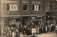 Westlicher Kornmarkt 1928